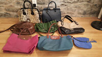Moving out sale - Bags