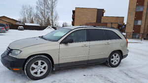 2006 Chrysler Pacifica Touring SUV, Crossover