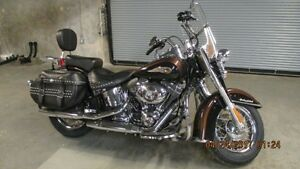 2013 Harley-Davidson FLSTCAE - Heritage Softail Classic 110th An