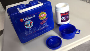 Vintage Blue Jays lunch box and thermos - Priced to move Cambridge Kitchener Area image 2