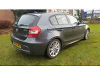 BMW 120 2.0TD 2006 d M Sport PX Swap Anything considered 12 months mot