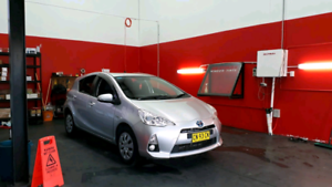 2012 Prius C for sale! Low km, rego till August