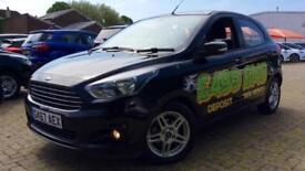 2017 Ford KA Plus 1.2 85 Zetec 5dr Manual Petrol Hatchback