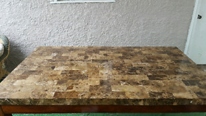 Marble Dining Table ( Welland Ontario)