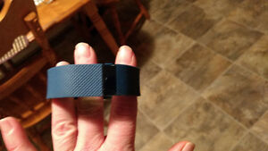 Fitbit charge blue size small