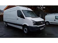 November 2013 Volkswagen Crafter 2.0TDi ( 109PS ) CR35 Long Wheel Base 4.2 Metre