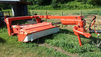 Kuhn FC 243 TG Disc mower conditioner