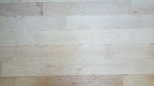 Solid Maple Hardwood 4 inch wide Natural