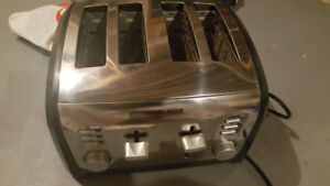 Toaster in very good usable condition