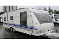 2011 registered awesome Hobby 640 smf VIP fully loaded Tabbert Fendt lmc caravan Can Deliver