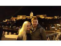 Aupair couple from Czech Republic for summer 2018