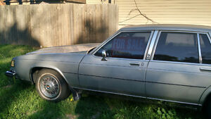 1984 Buick LeSabre Limited Edition