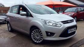 2015 Ford Grand C-Max 1.0 EcoBoost 125 Titanium 5dr Manual Petrol MPV