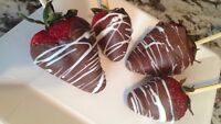 CHOCOLATE COVERED STRAWBERRIES - PERFECT FOR ANY OCCASION!!