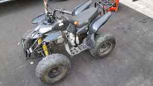 Junior/Teen ATV 125cc $250 FIRM SOLD AS IS