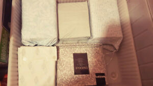 King Bed sheets (New)