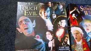 A Touch of Evil board game + Something Wicked, Heroes Pack 1&2 St. John's Newfoundland image 2