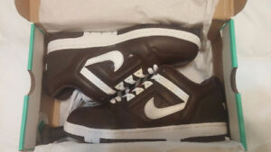 Supreme x Nike SB Air Force 2 Brown Size 8 Brand New