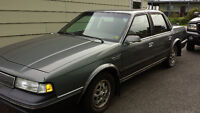 1990 Oldsmobile Cutlass Sedan