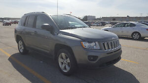 2011 Jeep Compass Certified