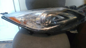 mazda 3 speed 2010 2011 HID XENON OEM D/R