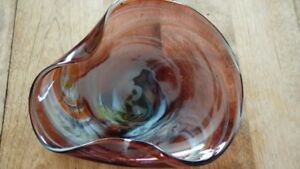 glassware centerpiece or candy dish