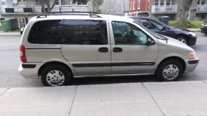 A vendre Chevrolet Venture  Van 07 places