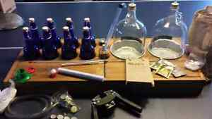 Hopbox beer making kit with extras