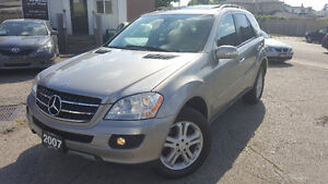 2007 Mercedes-Benz M-Class ML350 4MATIC SUV, Crossover