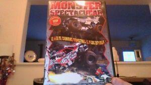 DVD MONSTER SPECTACULAR