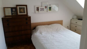 Room available for rent in a great apartment on Saint Laurent