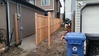 Free quotes for Fence Building!