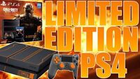 SEALED IN BOX BLACK OPS 3⃣ LIMITED EDITION PLAYSTATION 4⃣ BUNDLE