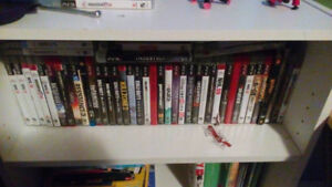 PS3 system with almost 40+ games.