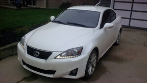 2011 Lexus IS 350 Sedan AWD