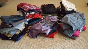 Lot of women clothes