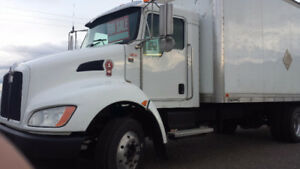 2012 Kenworth T-170 With 16ft. Box
