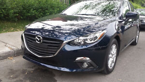 2015 Mazda 3 GS Sedan lease take-over