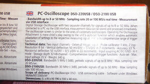 oscillscope dso50mhz Kitchener / Waterloo Kitchener Area image 6