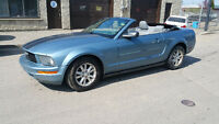 2007 Ford Mustang Convertible! tel quel