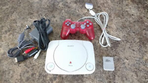 PsOne Playstation Sony, St-Apollinaire