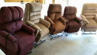 LIFT DISABILITY RECLINING CHAIRS