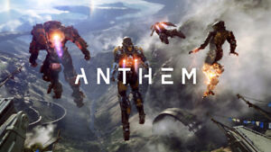 Anthem Game for Origin (PC)