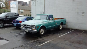 1968 GMC 396 4 speed