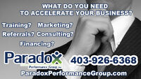 WHAT DO YOU NEED TO ACCELERATE YOUR BUSINESS?