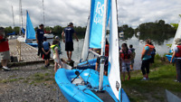 Day Camp on The Water- Learn to Sail, BOOM 2018