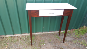 Lovely Handpainted Solid Wood Hall Table. Delivery Available Oakford Serpentine Area Preview