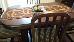 Apartment Size Dining Set - Price Reduced