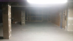 1500 Sq ft. Warehouse Available For Rent Immediately