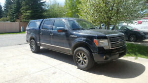 2009 Ford F150 Platinum Loaded for sale or trade